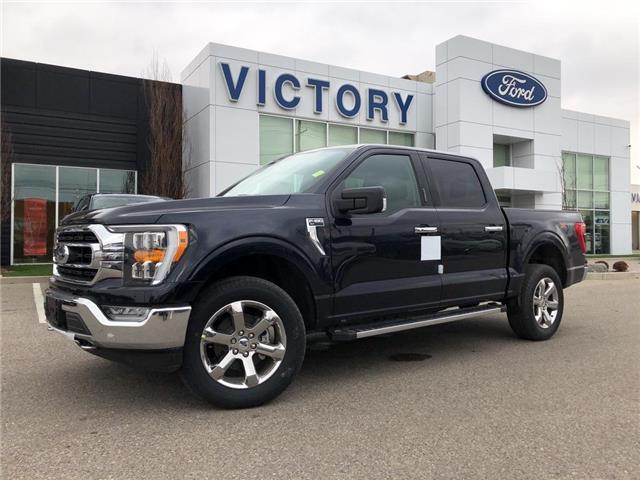 2021 Ford F-150 XLT (Stk: VFF19948) in Chatham - Image 1 of 15