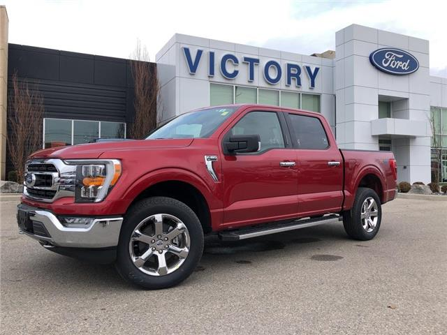 2021 Ford F-150 XLT (Stk: VFF19950) in Chatham - Image 1 of 15