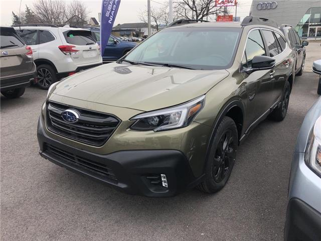 2021 Subaru Outback Outdoor XT (Stk: S5649) in St.Catharines - Image 1 of 3