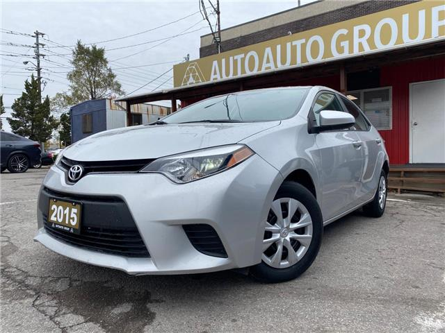 2015 Toyota Corolla  (Stk: 142533) in SCARBOROUGH - Image 1 of 30