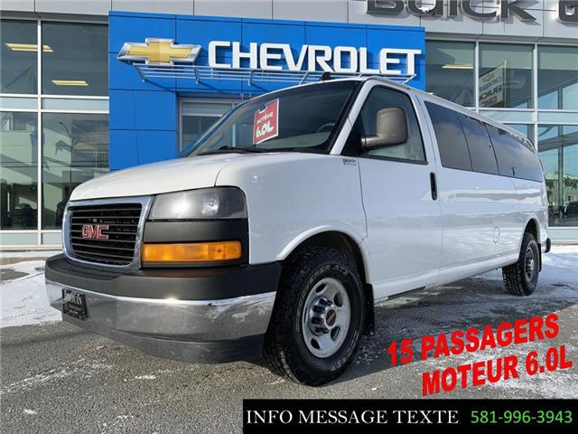 2018 Chevrolet Express  (Stk: GMCX8382) in Ste-Marie - Image 1 of 28