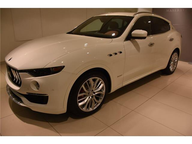 2021 Maserati Levante S GranLusso (Stk: 21ML08) in Laval - Image 1 of 19