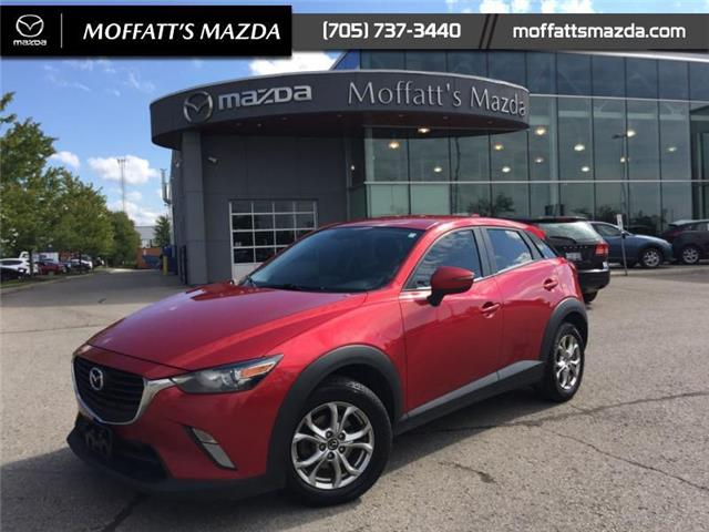 2017 Mazda CX-3 GS (Stk: P7947A) in Barrie - Image 1 of 21