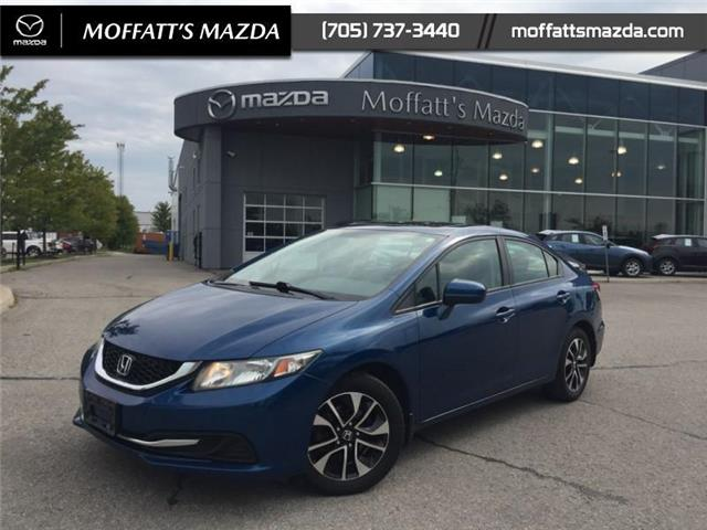 2014 Honda Civic EX (Stk: 28534) in Barrie - Image 1 of 24