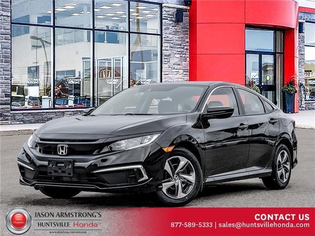2021 Honda Civic LX (Stk: 221071) in Huntsville - Image 1 of 23