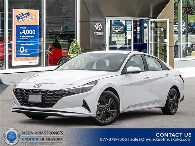 2021 Hyundai Elantra Preferred (Stk: 121-066) in Huntsville - Image 1 of 21