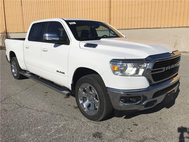 2021 RAM 1500 Big Horn (Stk: 210124) in Windsor - Image 1 of 13