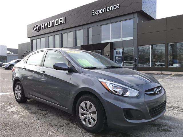 2016 Hyundai Accent GL (Stk: N854A) in Charlottetown - Image 1 of 27