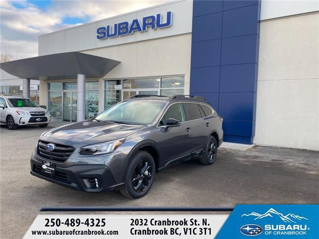 2021 Subaru Outback Outdoor XT (Stk: 133374) in Cranbrook - Image 1 of 25