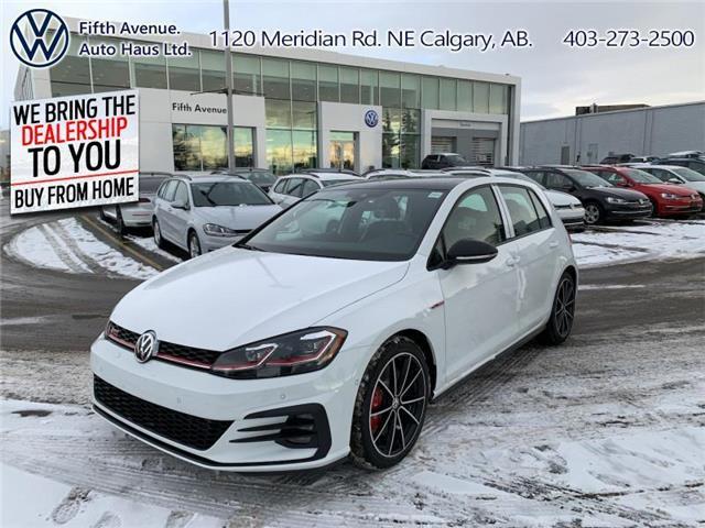 2021 Volkswagen Golf GTI Autobahn (Stk: 21086) in Calgary - Image 1 of 29