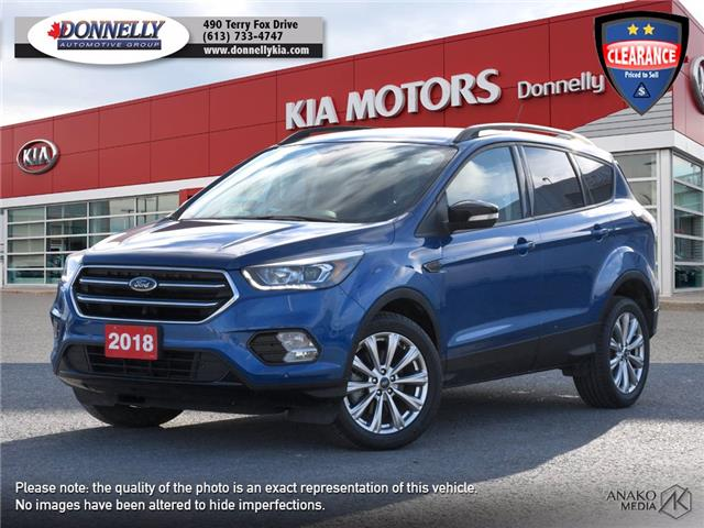 2018 Ford Escape Titanium (Stk: KU2453) in Ottawa - Image 1 of 30