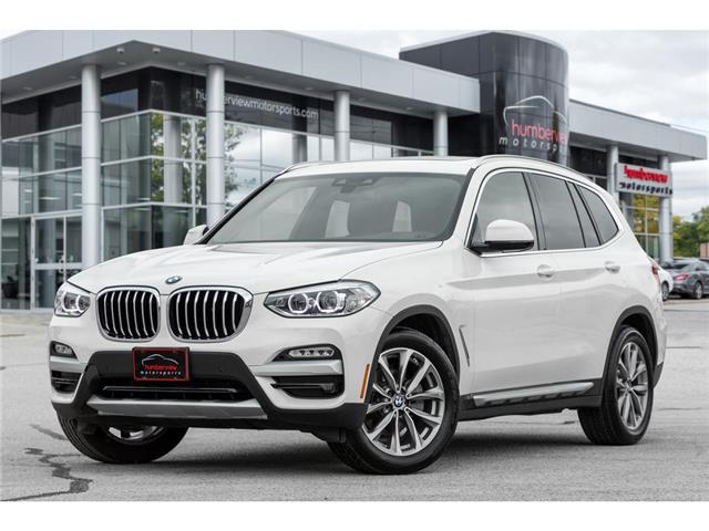 2019 BMW X3 xDrive30i (Stk: 20HMS1357) in Mississauga - Image 1 of 25