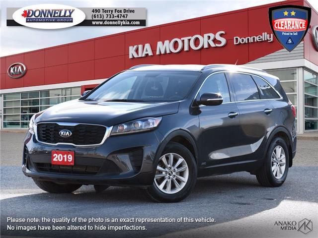2019 Kia Sorento 2.4L LX (Stk: KUR2479) in Kanata - Image 1 of 26