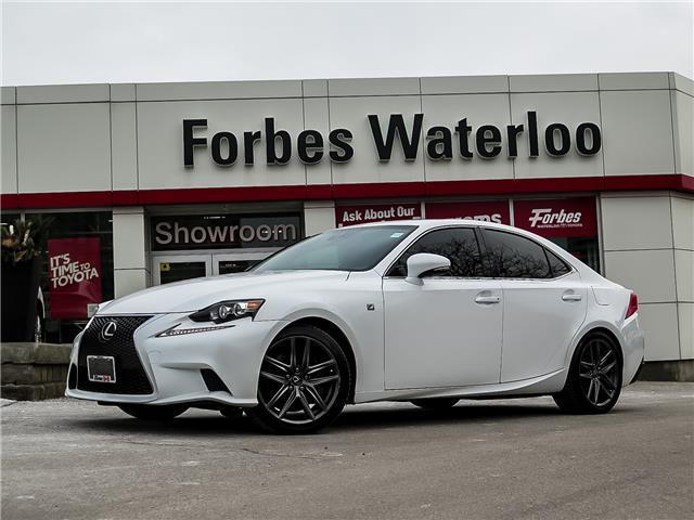 2016 Lexus IS 350 Base (Stk: 05398B) in Waterloo - Image 1 of 26