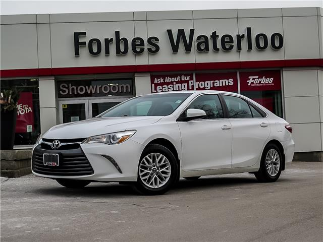 2016 Toyota Camry  (Stk: 125) in Waterloo - Image 1 of 22