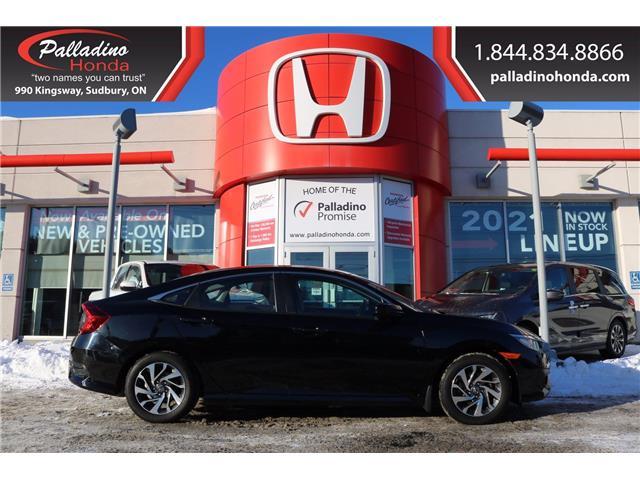 2018 Honda Civic SE (Stk: 22769A) in Greater Sudbury - Image 1 of 31