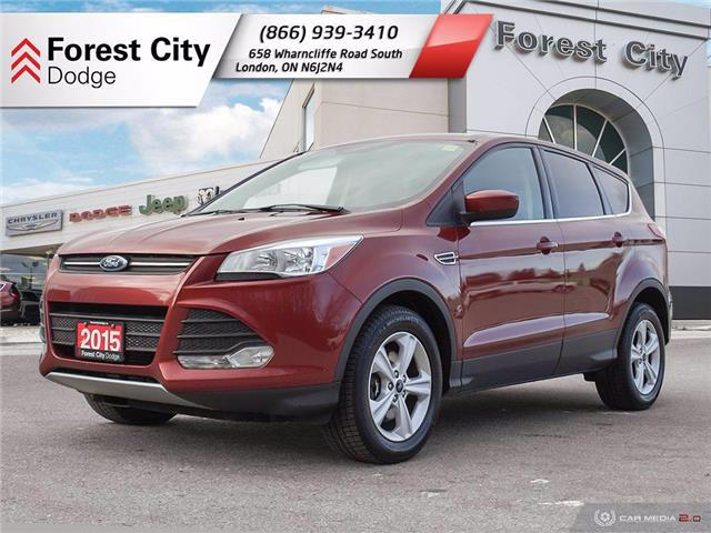 2015 Ford Escape SE (Stk: DW0119) in London - Image 1 of 26