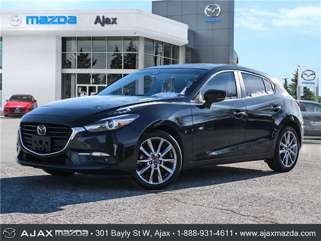 2018 Mazda Mazda3 Sport GT (Stk: P5682) in Ajax - Image 1 of 30