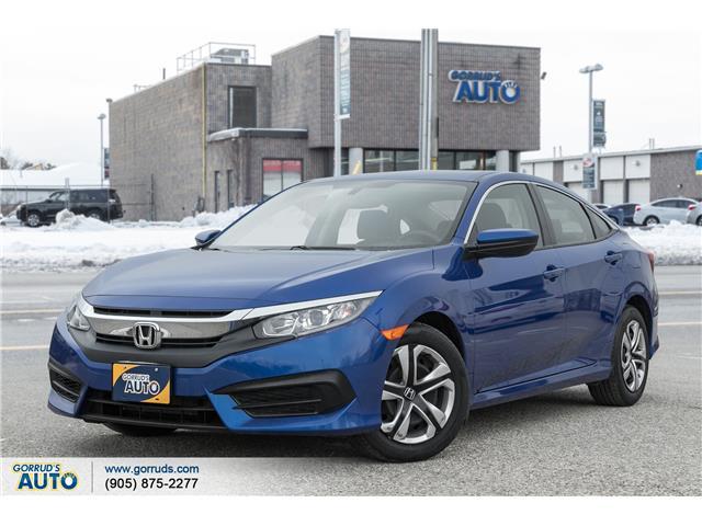 2018 Honda Civic LX (Stk: 022994) in Milton - Image 1 of 19