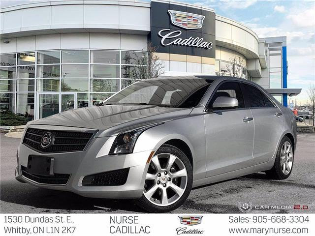 2014 Cadillac ATS 2.0L Turbo (Stk: 10X442A) in Whitby - Image 1 of 26