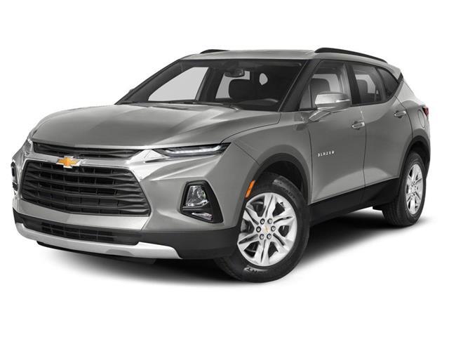 2021 Chevrolet Blazer Premier (Stk: 21-102) in Drayton Valley - Image 1 of 9