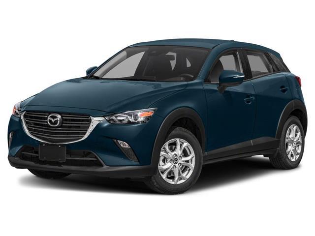 2021 Mazda CX-3 GS (Stk: H2446) in Calgary - Image 1 of 10
