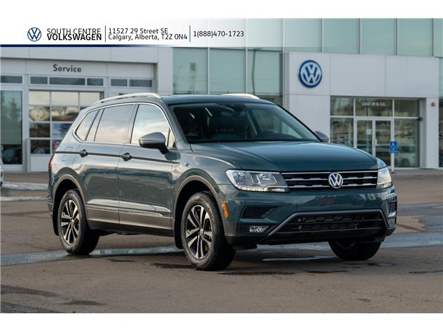 2020 Volkswagen Tiguan IQ Drive (Stk: 00040) in Calgary - Image 1 of 45