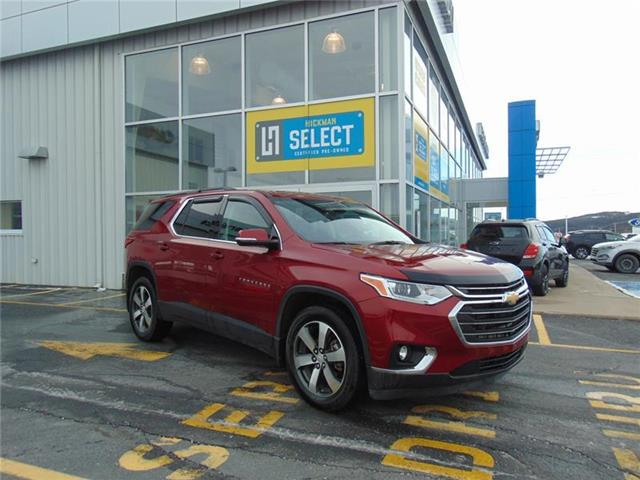 2019 Chevrolet Traverse 3LT (Stk: CC95345) in St. John\'s - Image 1 of 21