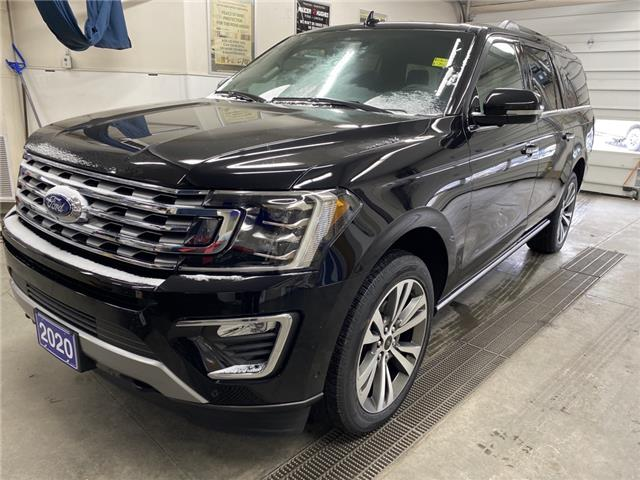 2020 Ford Expedition Max Limited (Stk: 20408) in Cornwall - Image 1 of 17