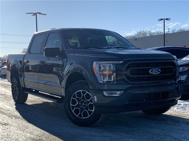 2021 Ford F-150 XLT (Stk: 021T25) in Midland - Image 1 of 16