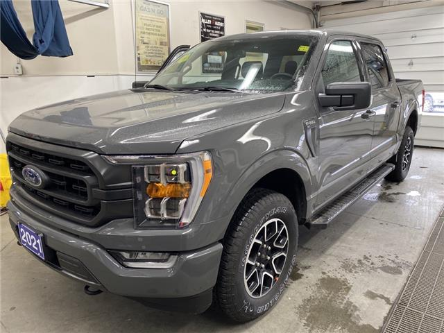 2021 Ford F-150 XLT (Stk: 21014) in Cornwall - Image 1 of 17