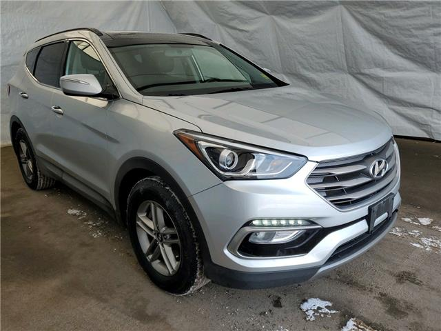 2018 Hyundai Santa Fe Sport 2.4 Luxury (Stk: 2014201) in Thunder Bay - Image 1 of 14