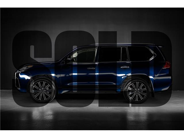 2020 Lexus LX 570 Base (Stk: ES0007) in Woodbridge - Image 1 of 18