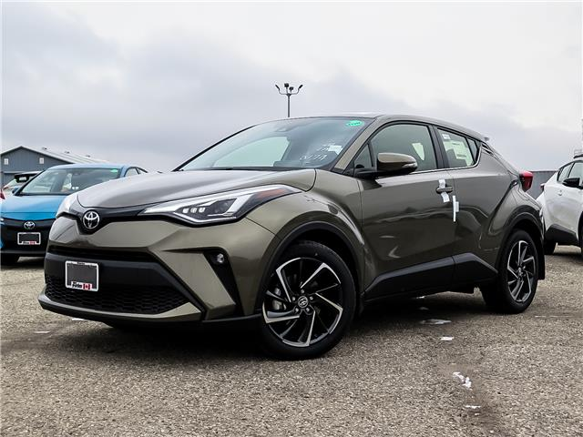 2021 Toyota C-HR  (Stk: 15129) in Waterloo - Image 1 of 19