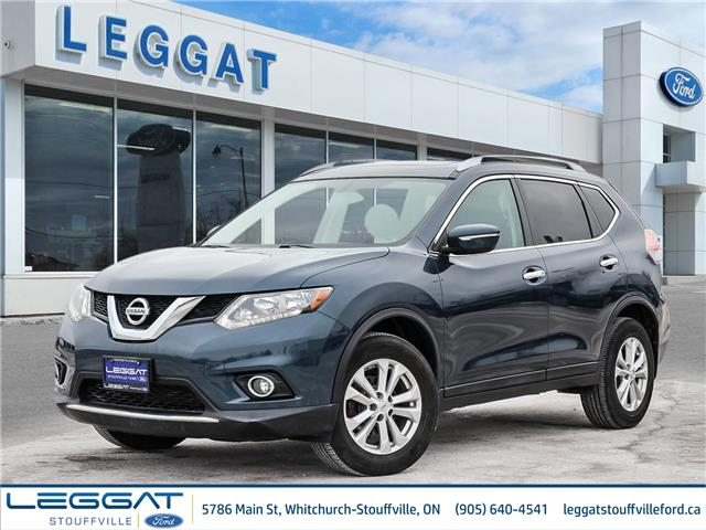 2015 Nissan Rogue SV (Stk: U5503) in Stouffville - Image 1 of 29
