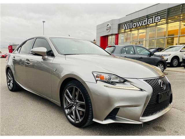 2016 Lexus IS 300 Base (Stk: N1270A) in Thornhill - Image 1 of 23