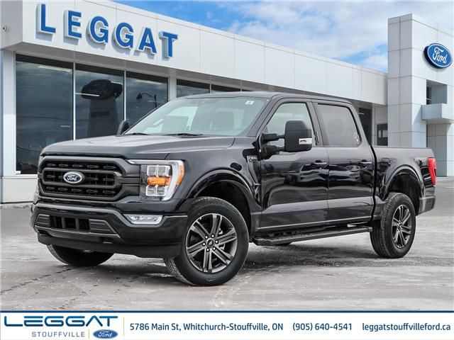 2021 Ford F-150  (Stk: F117865) in Stouffville - Image 1 of 28