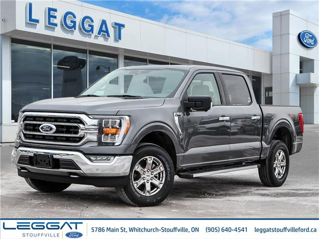 2021 Ford F-150  (Stk: F117866) in Stouffville - Image 1 of 28