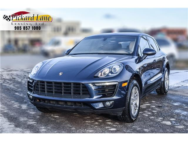 2015 Porsche Macan S (Stk: B53411) in Bolton - Image 1 of 17