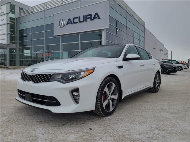 2018 Kia Optima SX Turbo (Stk: A4300) in Saskatoon - Image 1 of 21
