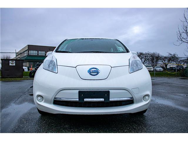 2017 Nissan LEAF S (Stk: N01-5831A) in Chilliwack - Image 1 of 16