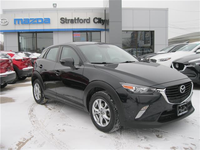 2016 Mazda CX-3 GS (Stk: 21013A) in Stratford - Image 1 of 21