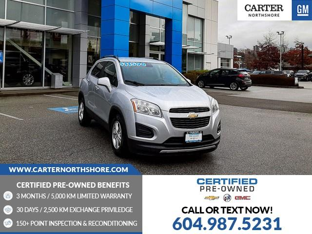 2013 Chevrolet Trax 1LT (Stk: 9E47171) in North Vancouver - Image 1 of 26