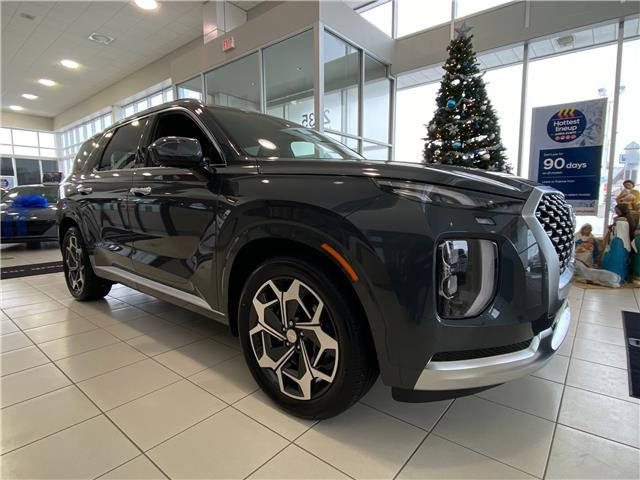 2021 Hyundai Palisade Ultimate Calligraphy (Stk: 50125) in Saskatoon - Image 1 of 9