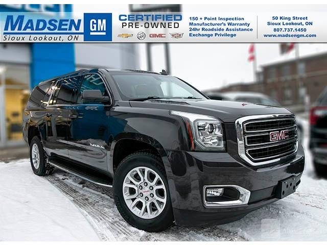 2017 GMC Yukon XL SLE (Stk: A21136) in Sioux Lookout - Image 1 of 11