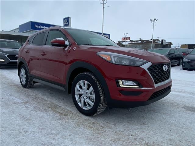 2021 Hyundai Tucson Preferred w/Sun & Leather Package (Stk: 50085) in Saskatoon - Image 1 of 11