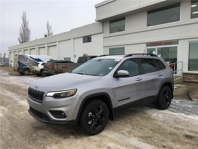 2021 Jeep Cherokee Altitude (Stk: 21CK0492) in Devon - Image 1 of 9