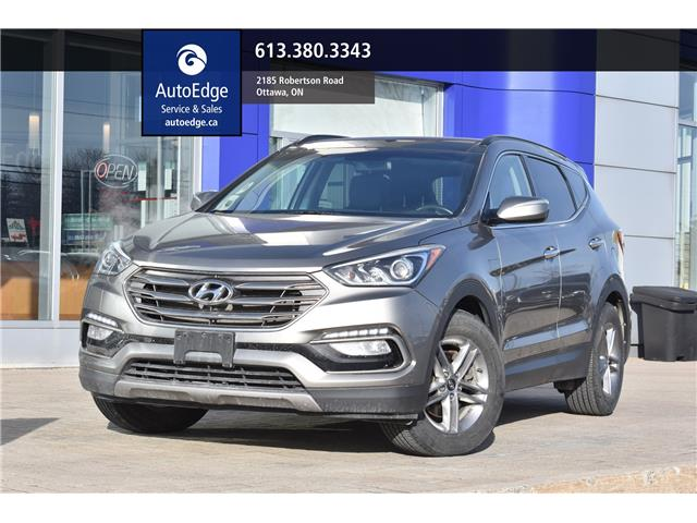2017 Hyundai Santa Fe Sport 2.4 SE (Stk: A0475) in Ottawa - Image 1 of 30