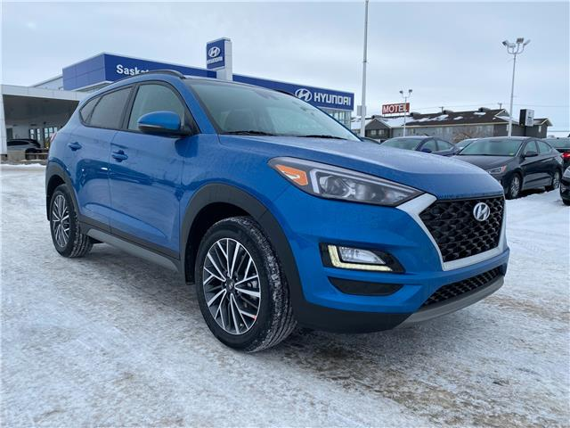 2021 Hyundai Tucson Preferred w/Trend Package (Stk: 50065) in Saskatoon - Image 1 of 11