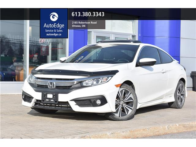 2017 Honda Civic EX-T (Stk: A0378A) in Ottawa - Image 1 of 29